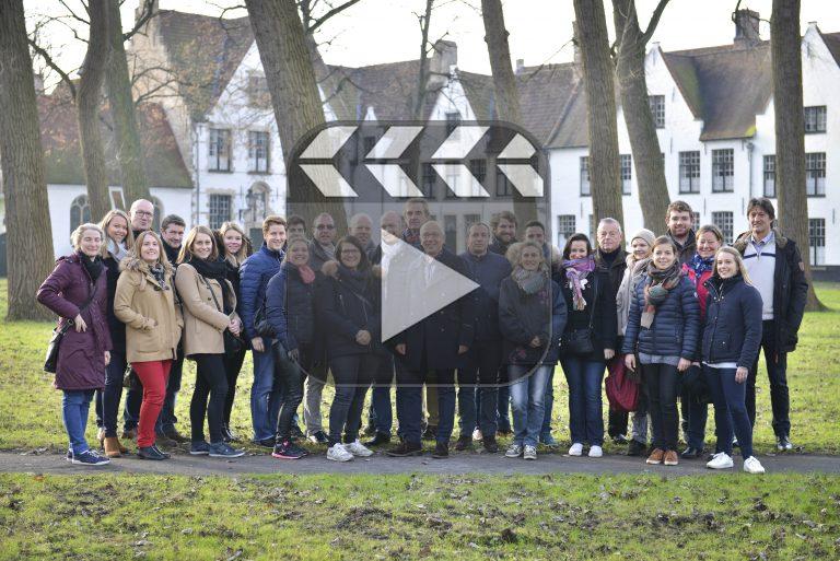 En vidéo, notre séminaire 2016 à Bruges !
