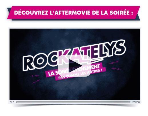 Catelys 60 ans : Retrouvez l'ambiance de Rockatelys en vidéo !