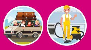 ON VOUS DIT TOUT ! : Les chèques vacances et services à la personne ; exonérations fiscales et sociales possibles.