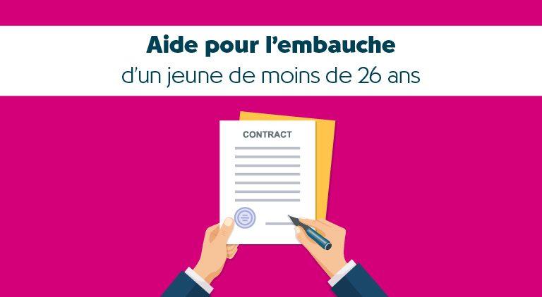 ON VOUS DIT TOUT ! : Campagne d'aide pour l'embauche d'un jeune de moins de 26 ans